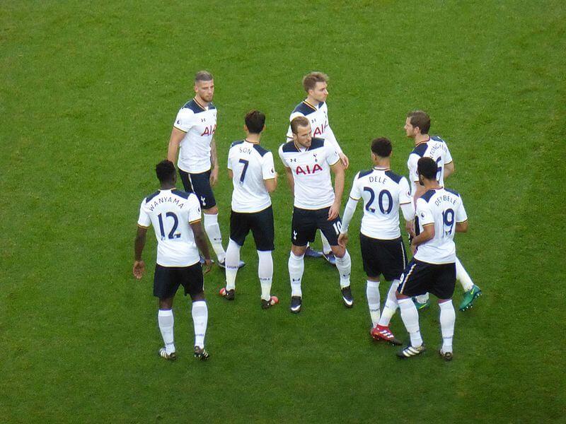 Manchester United v Tottenham Hotspur December