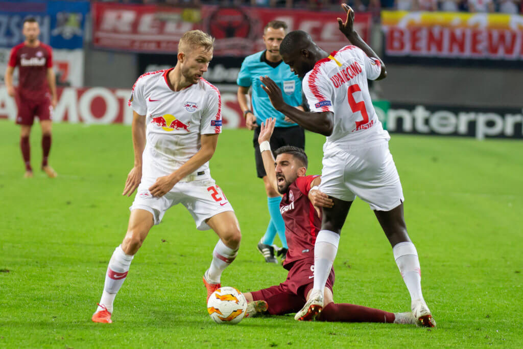 DFB Pokal RB Leipzig