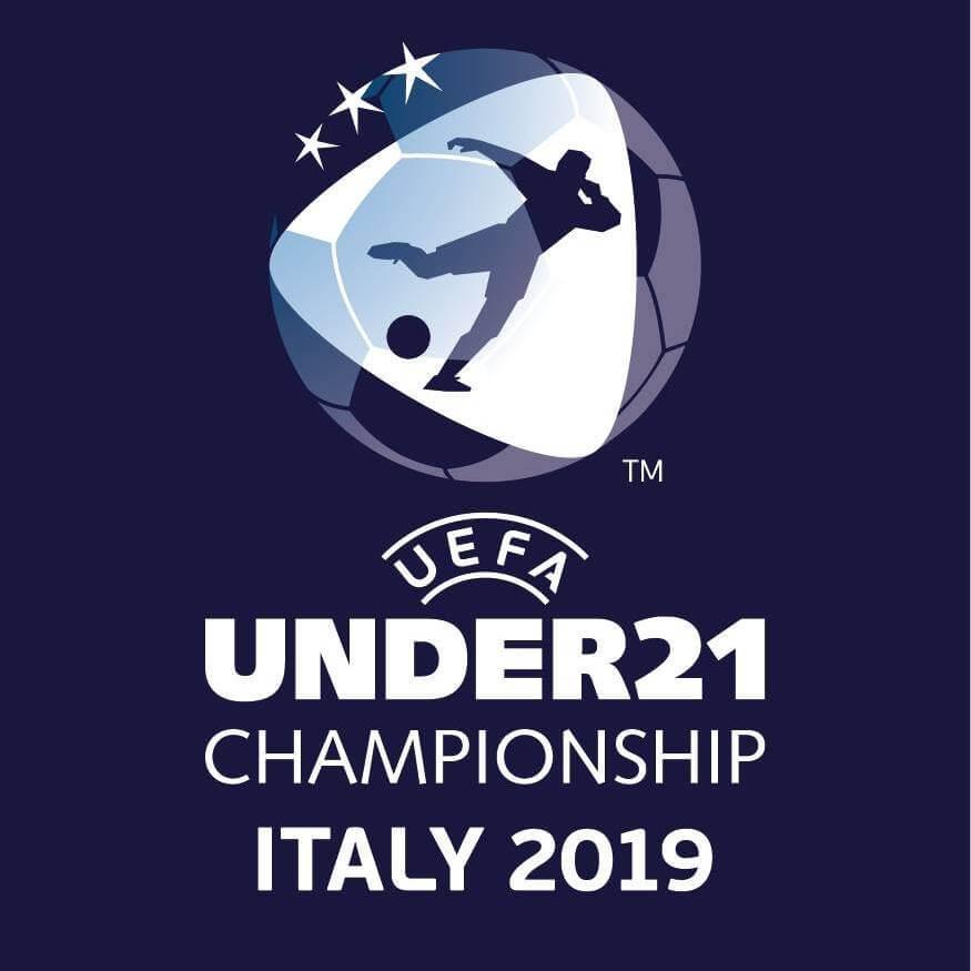 U21 Logo der UEFA EM