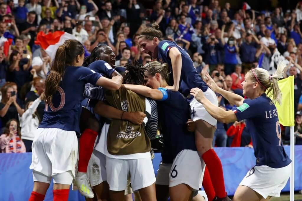 Equipe Tricolore féminine