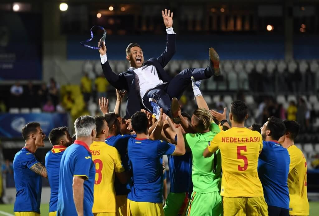 U21 Nationalmannschaft - Rumänien