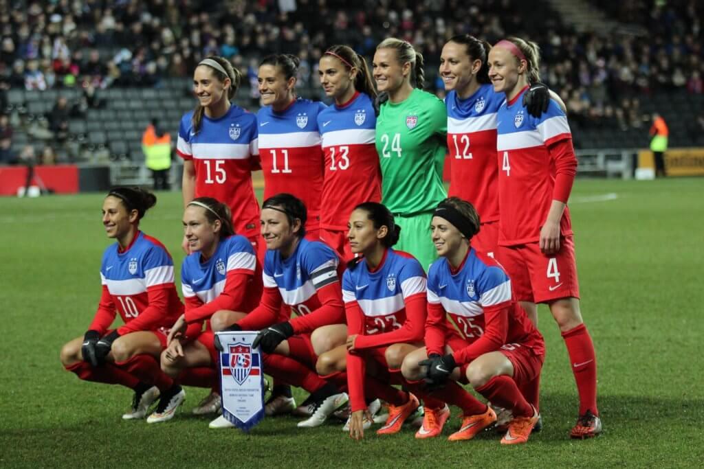 USA bei der WM