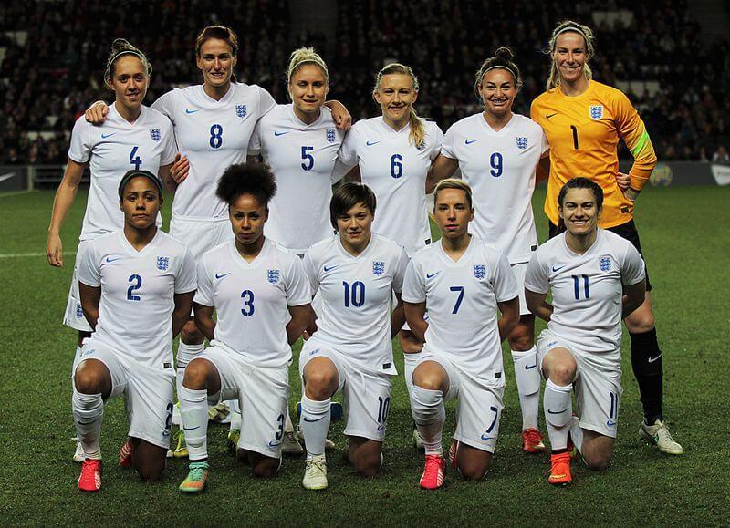 England Frauenfußball