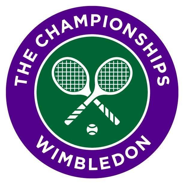 Logo des Wimbledon Turniers