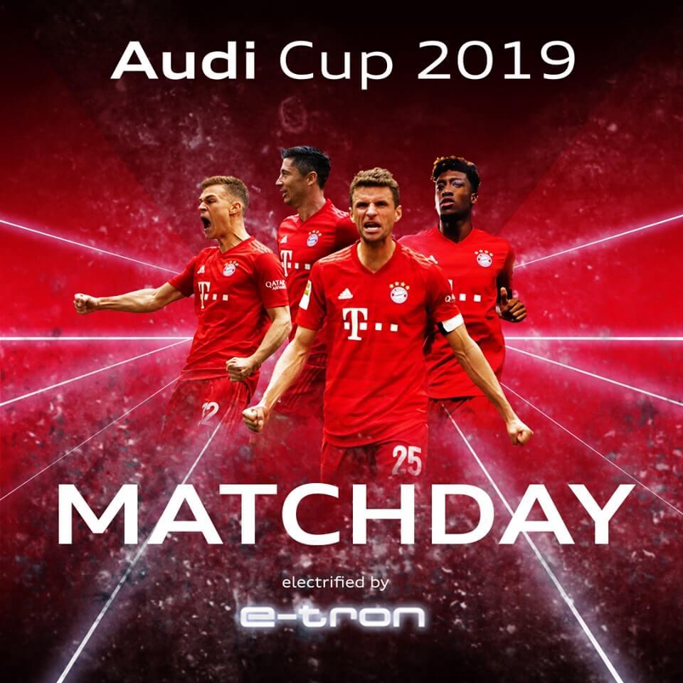 Audi Cup in München