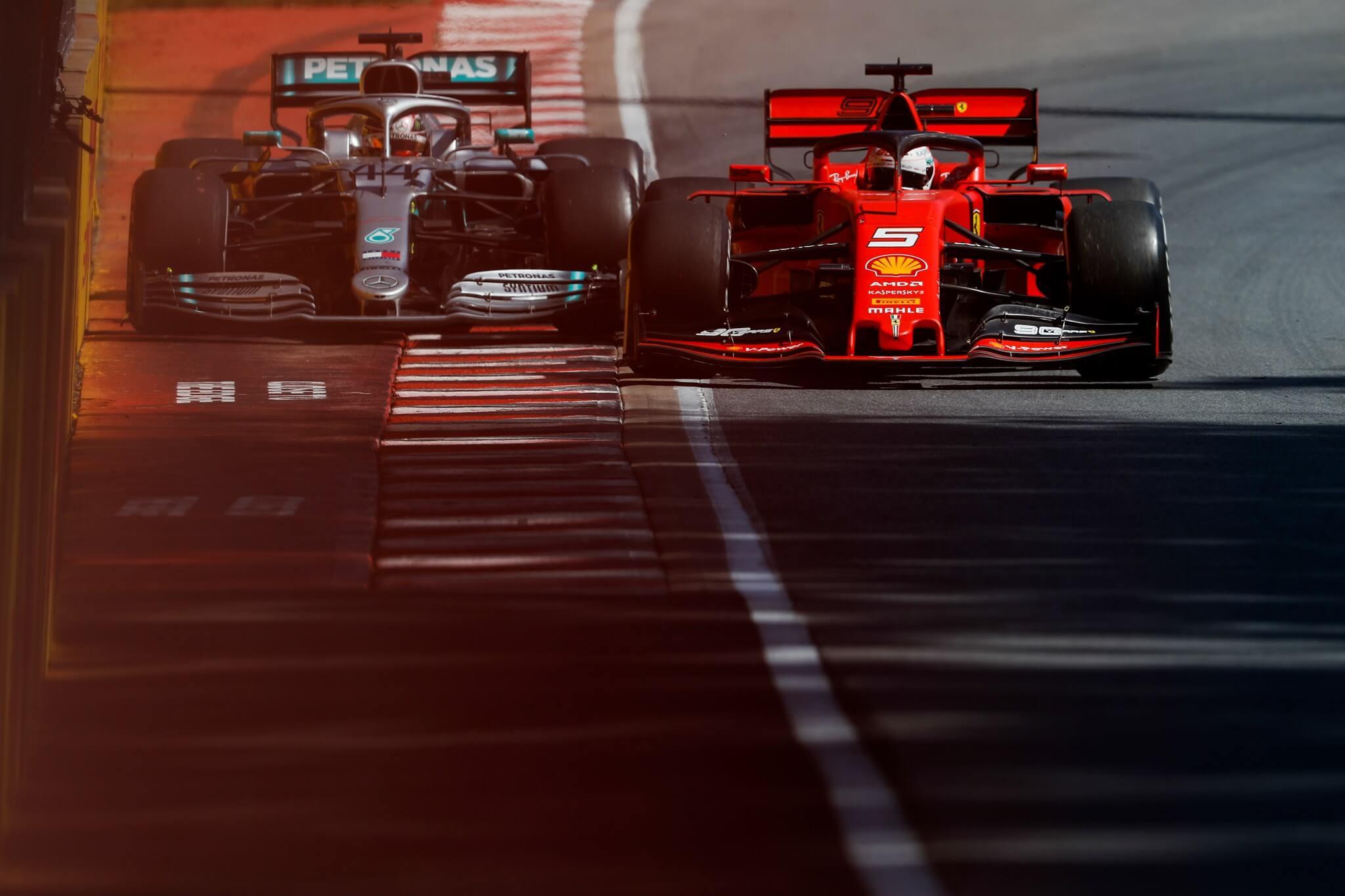 Formel 1 - Großer Preis von Deutschland/Hockenheim