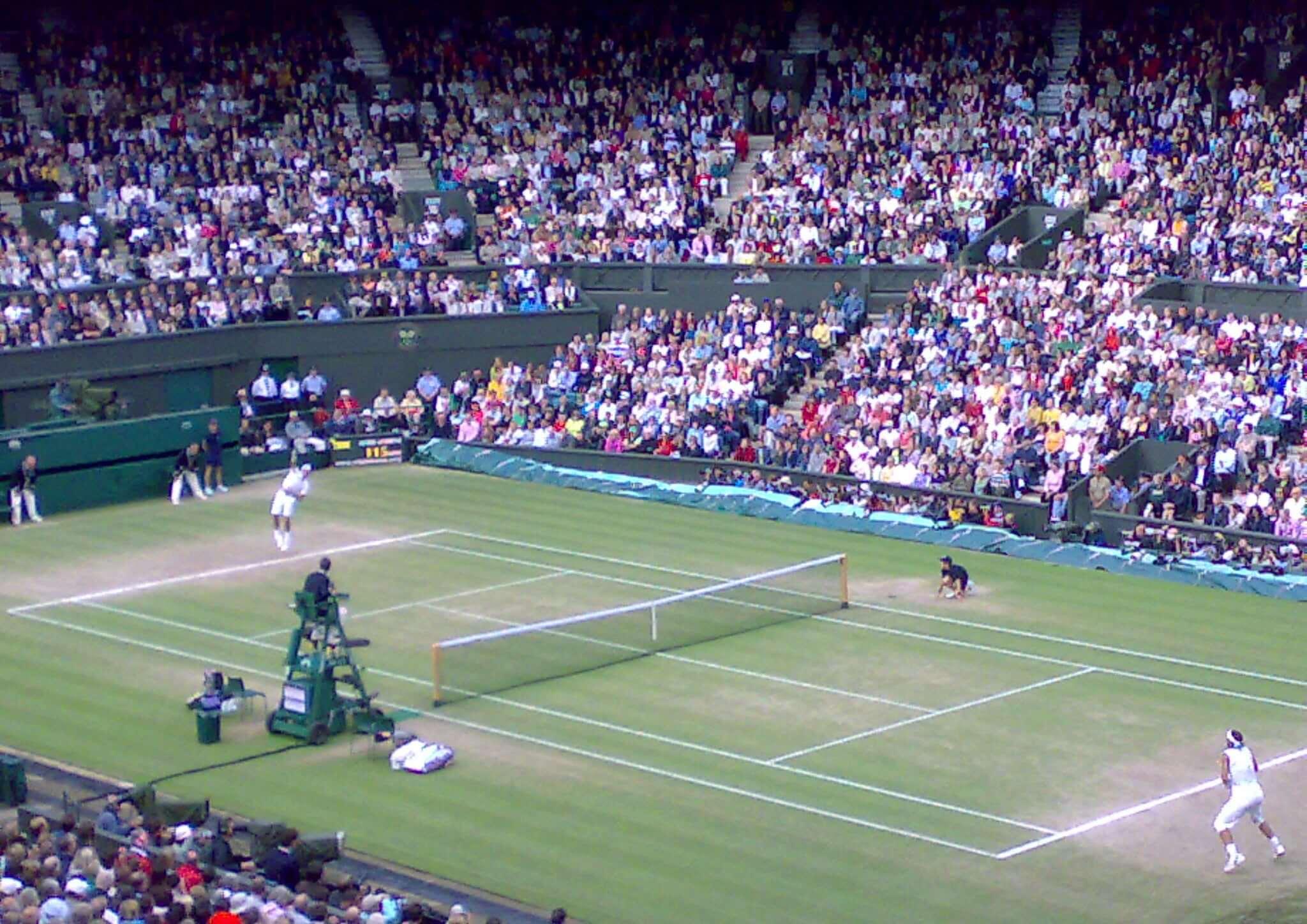 Viertelfinale von Wimbledon