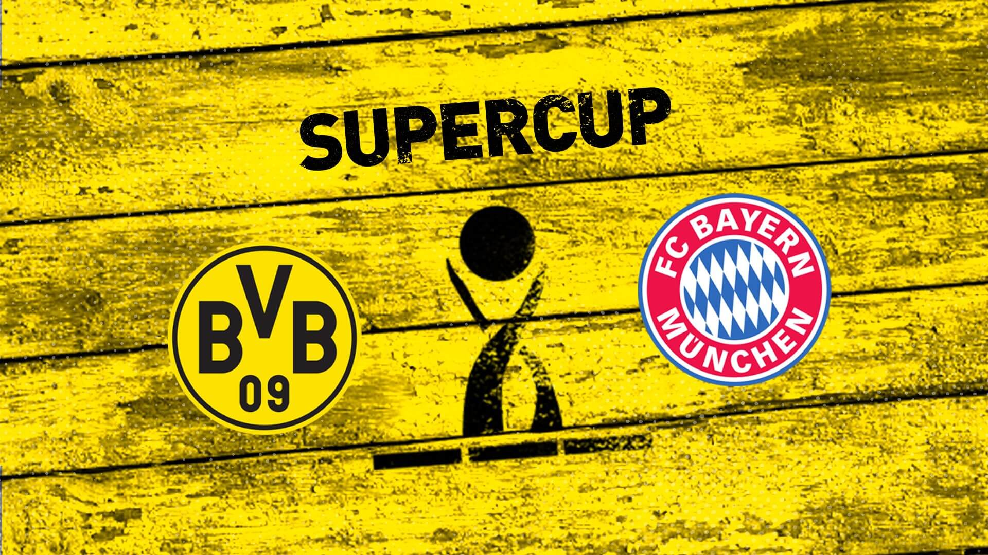 Super Cup BVB Bayern