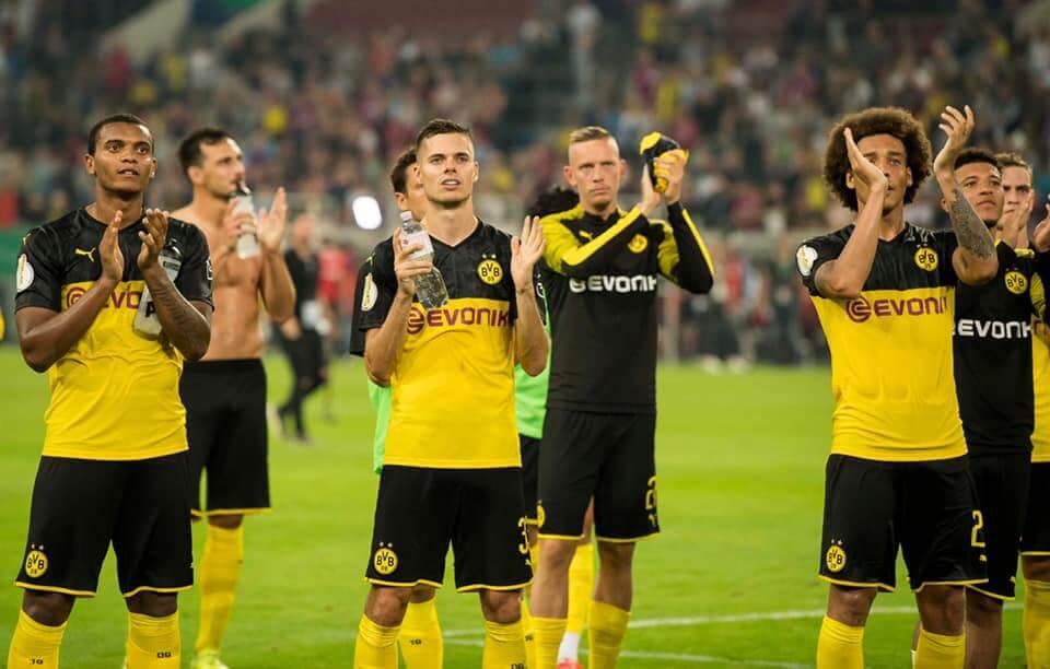 Dortmund zu Gast in Köln!