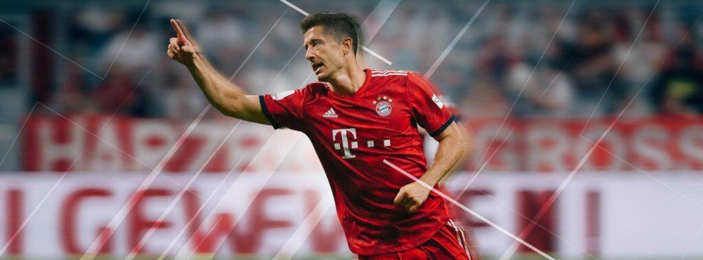 Lewandowski ist der Rekordtorschütze beim Super Cup