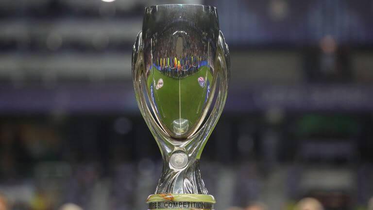 FC Liverpool gewinnt den UEFA Super Cup