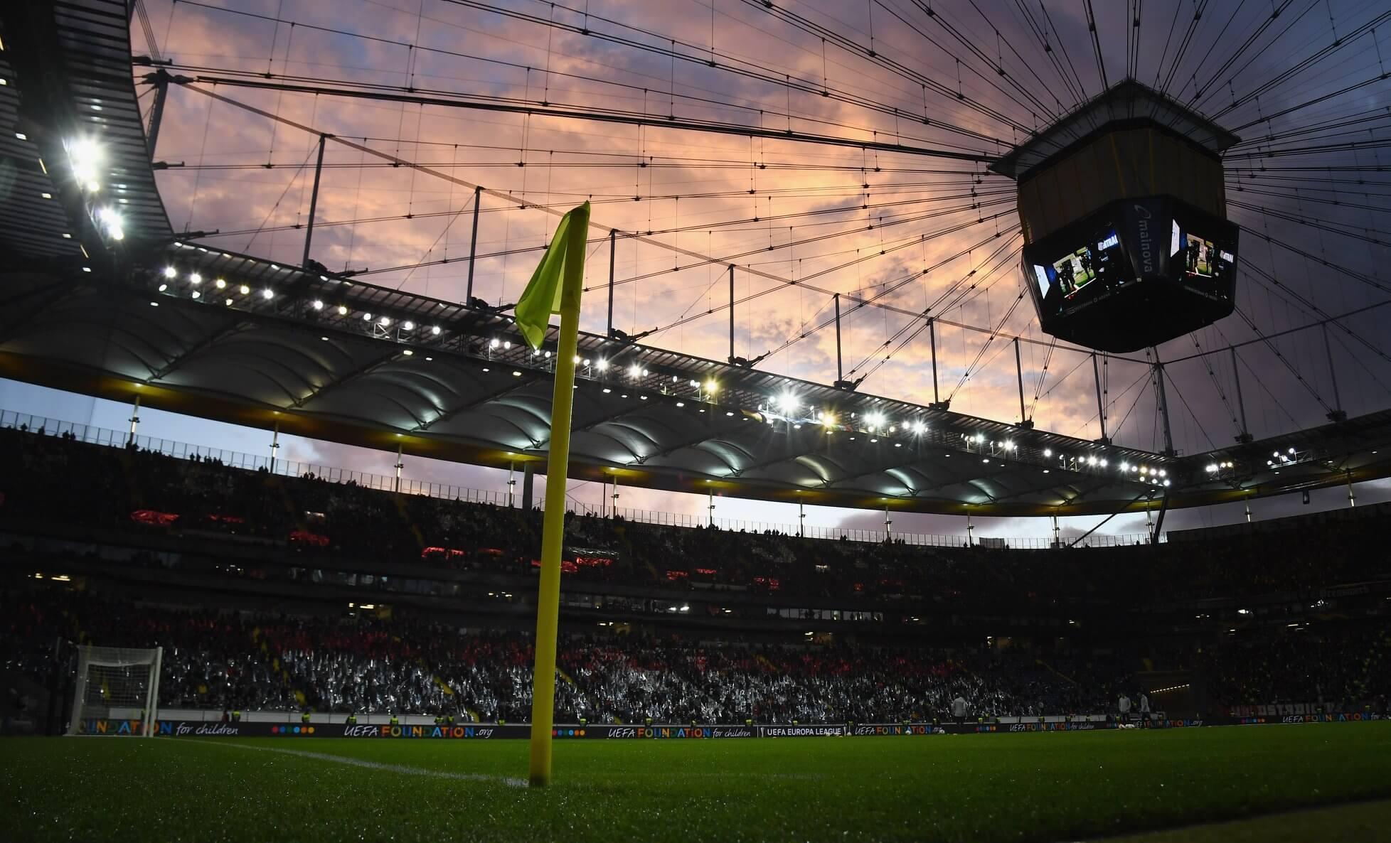 Eintracht Frankfurt bei der Europa League 19/20