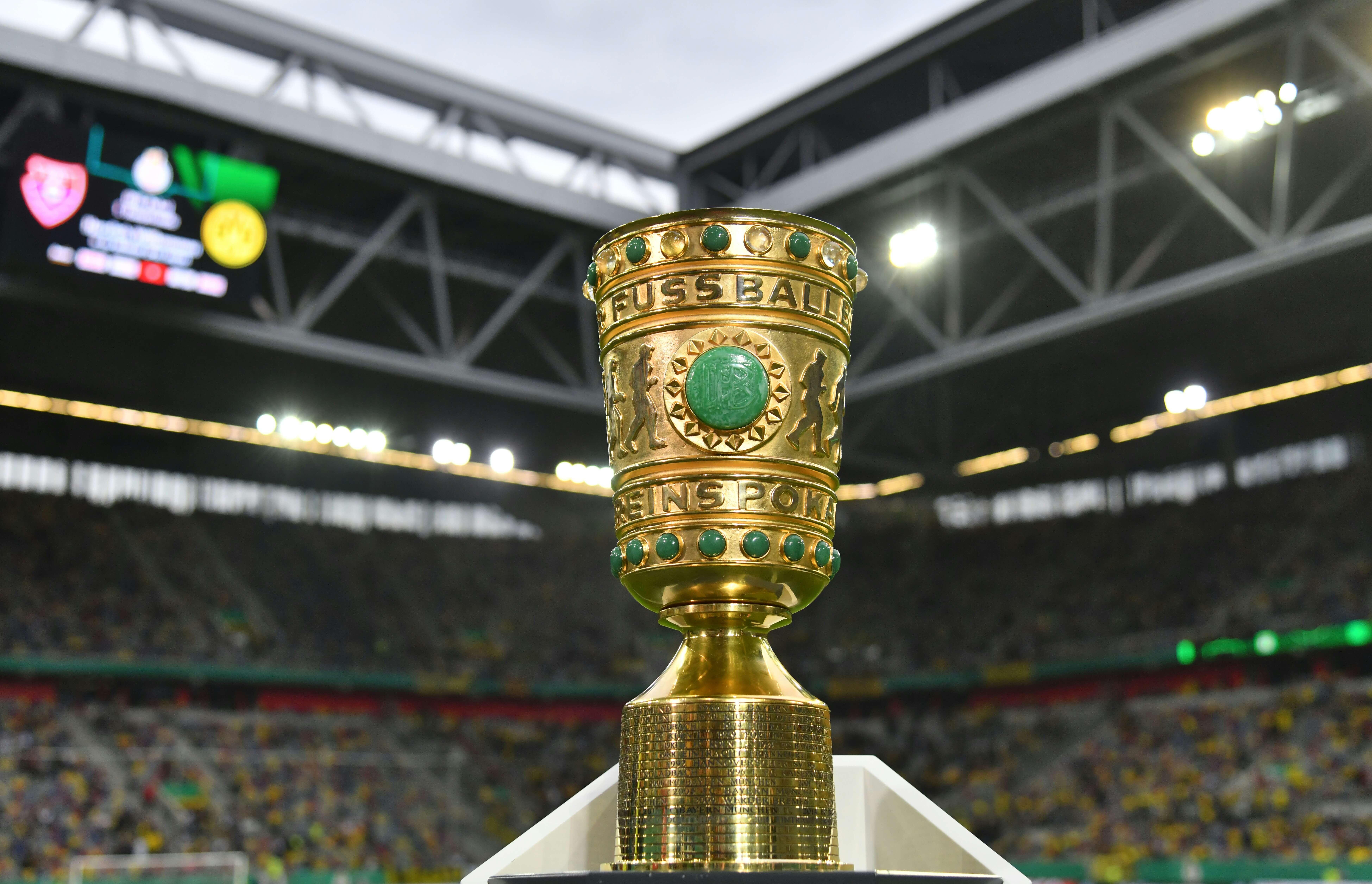 Dfb Pokal 2. Runde