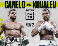 Canelo Alvarez vs. Sergey Kovalev