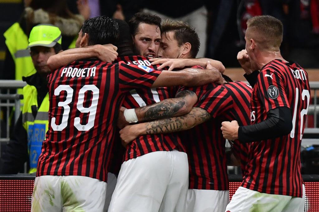 Juventus Turin – AC Milan