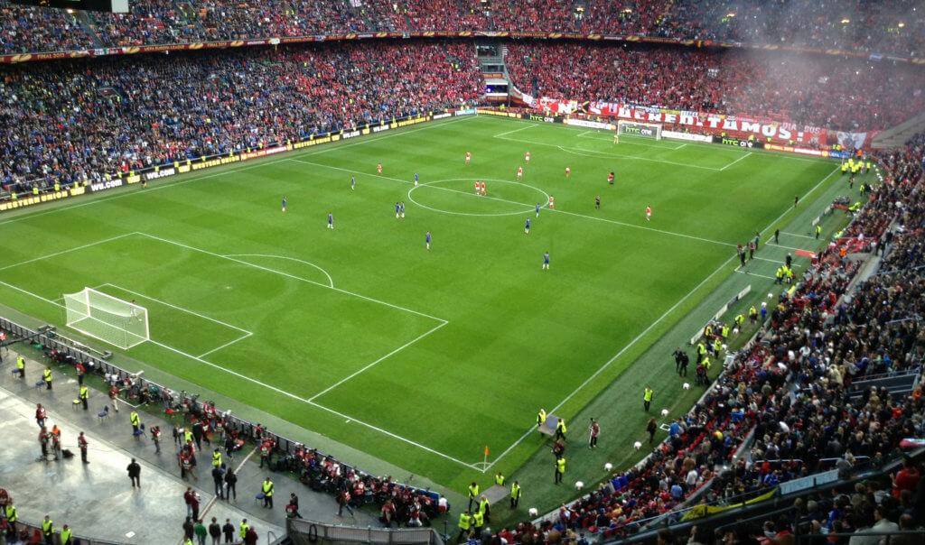 Under EM-2021 spilles noen av kampene fra gruppe C spilles på Johan-Cruyff-Arena