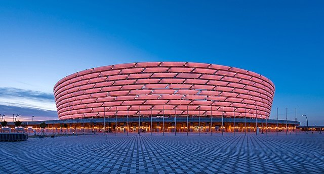 Olympic Stadium EURO 2020