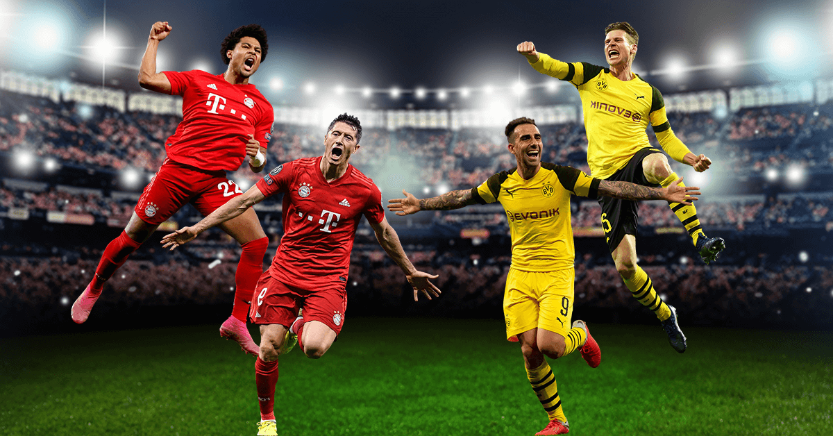 Quote Dortmund Bayern