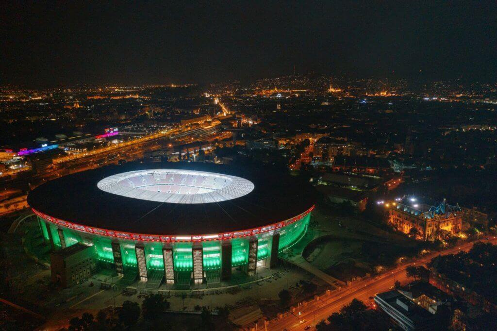 Puskas Arena