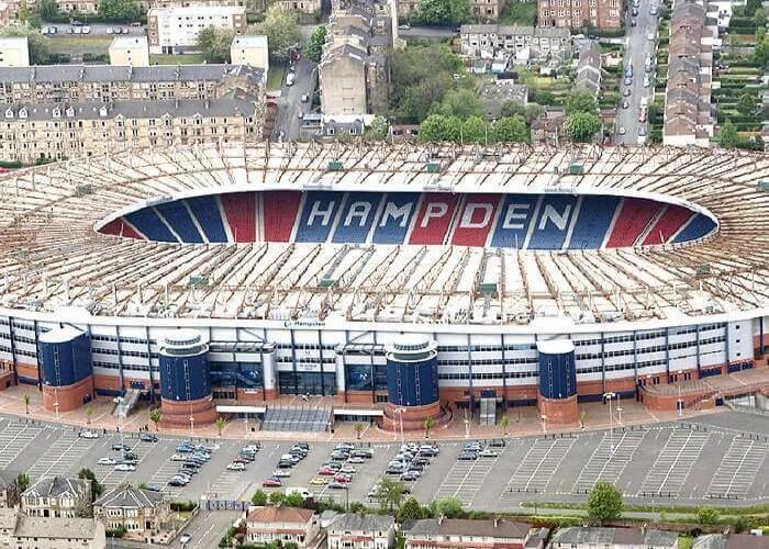 Hampden Park EURO 2020