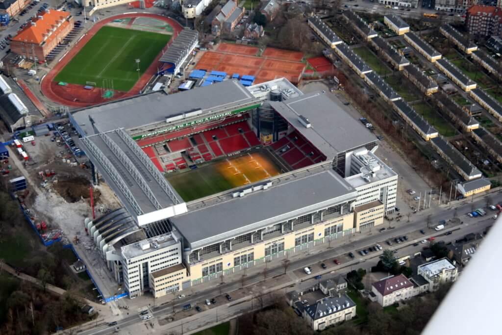 Parken Stadium er vertskap for EM 2021