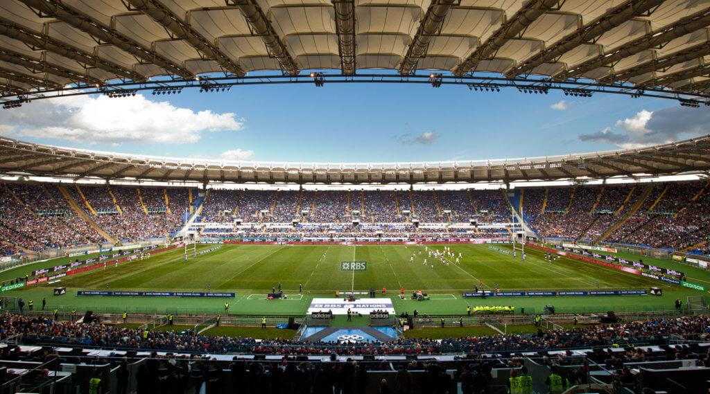 Stadio Olimpico er vertskap for EM 2021