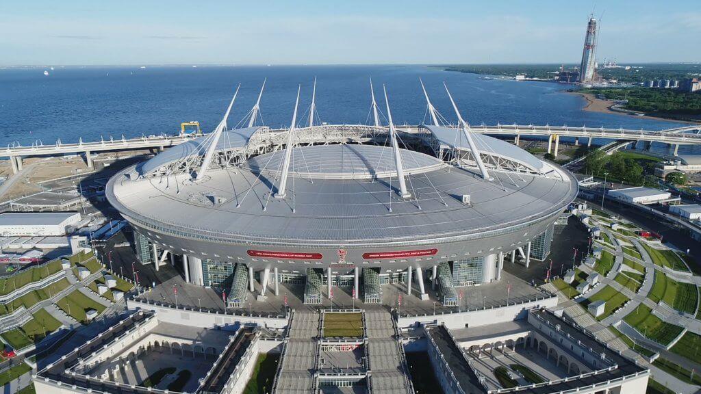 Krestovsky Stadium EURO 2020