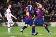 El Clasico: FC Barcelona im Santiago Bernabeu