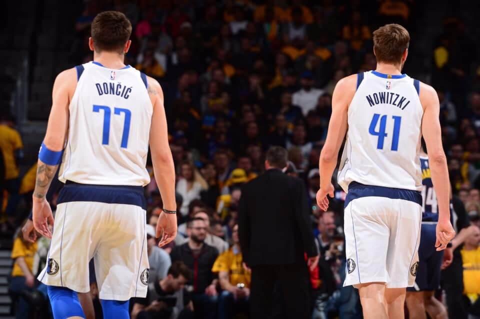 NBA Superstars unter sich
