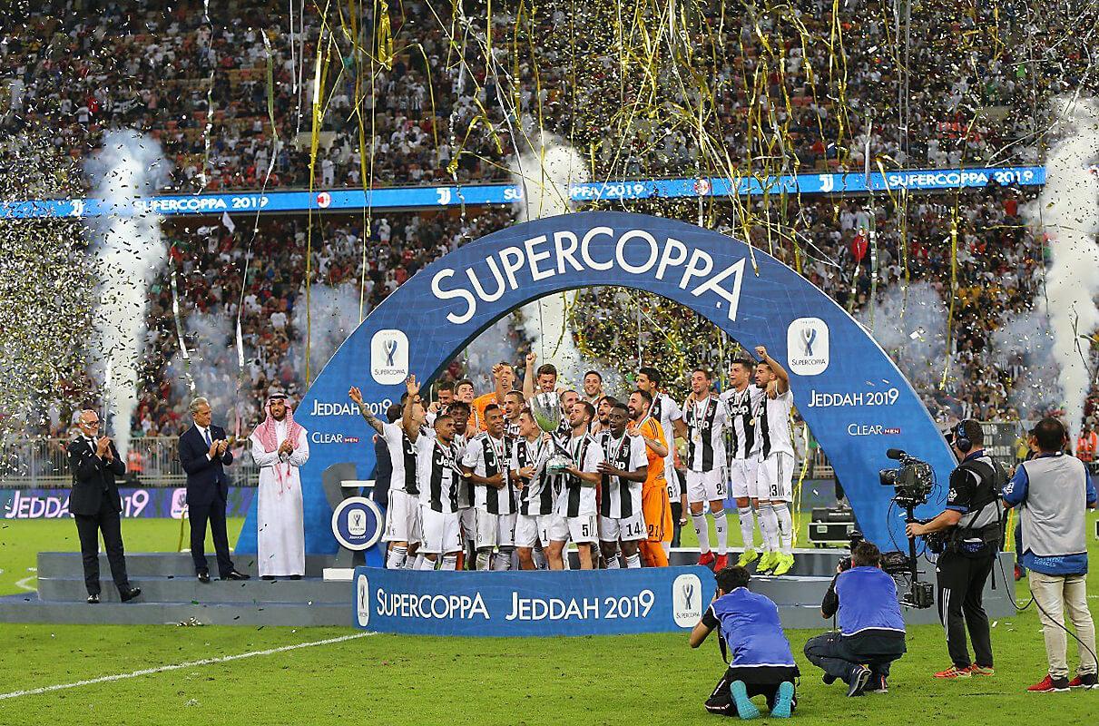 Italienischer Supercup 2018