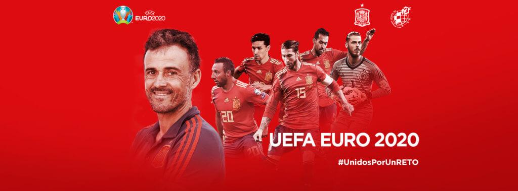 Spanien ist bei der Fußball EM 2020 dabei.