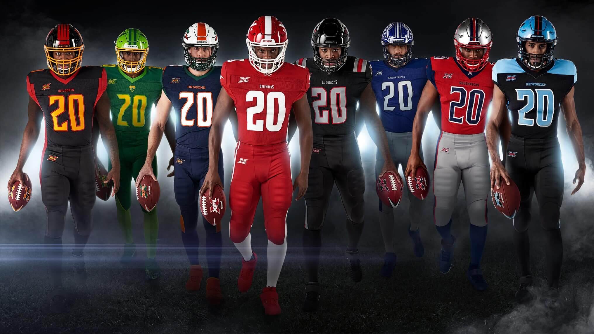 American Football XFL