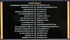 Runde der letzten 32 der UEFA Europa League