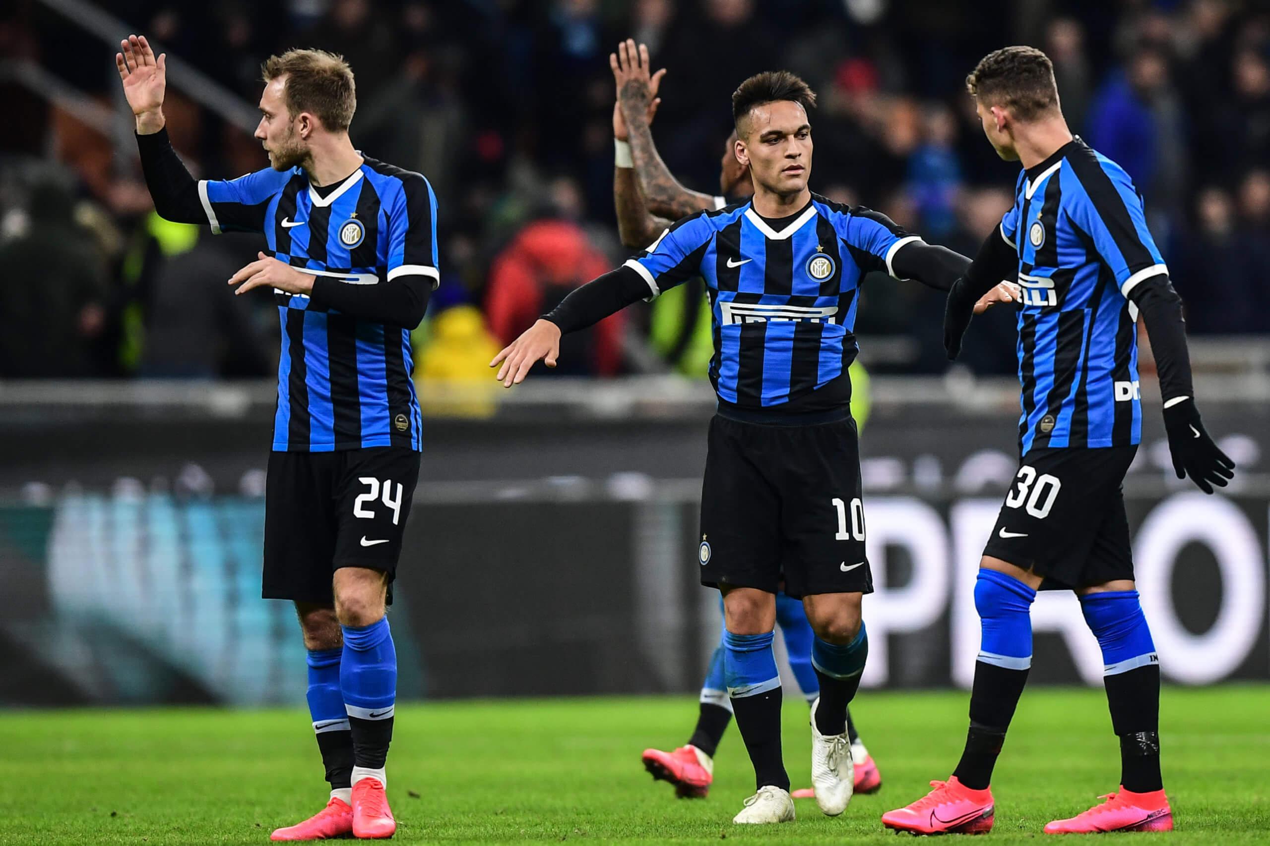 Inter steht im Coppa Italia Halbfinale