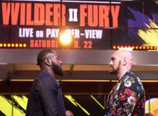 Wilder v Fury II
