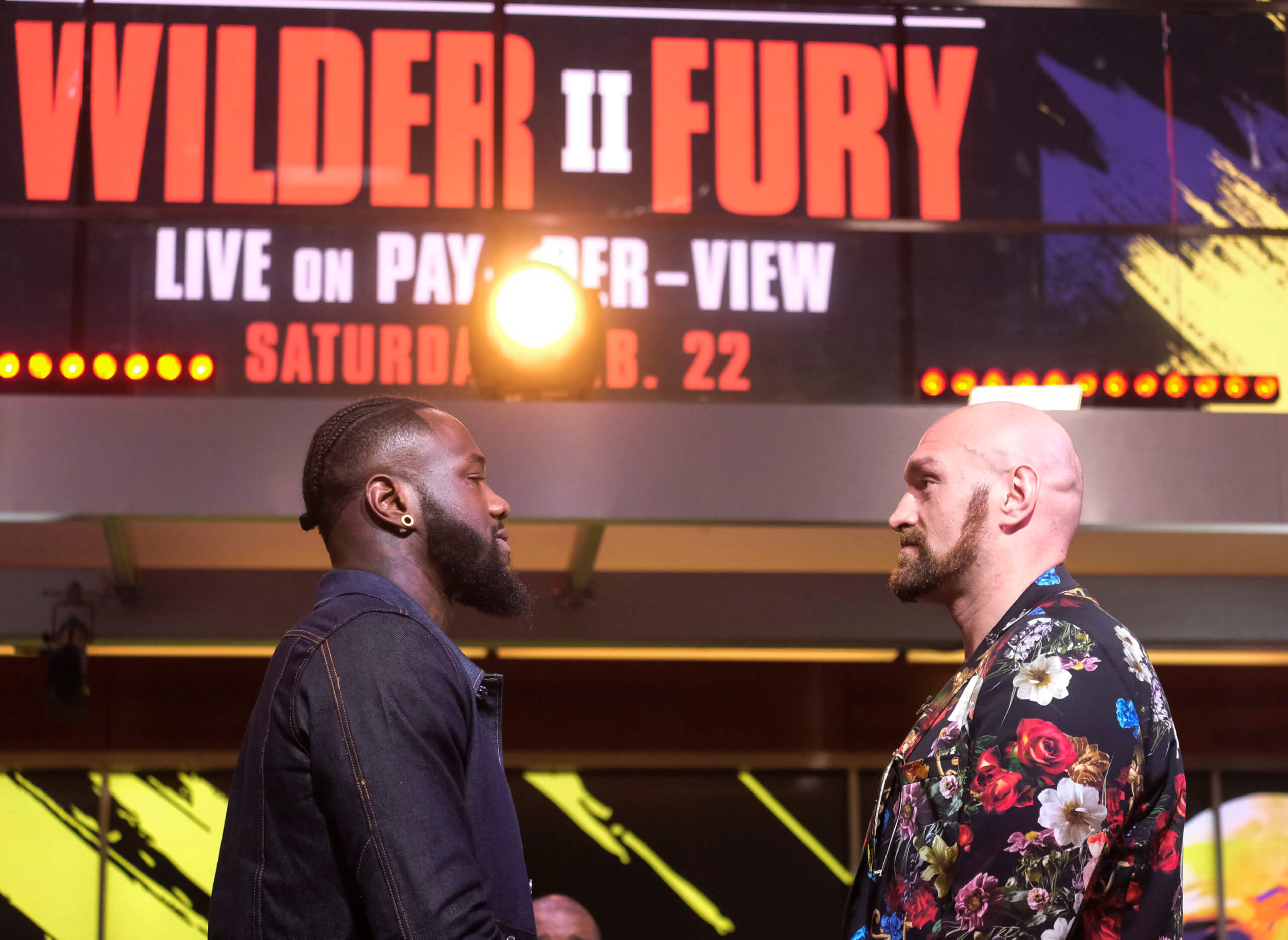 Fury v. Wilder II