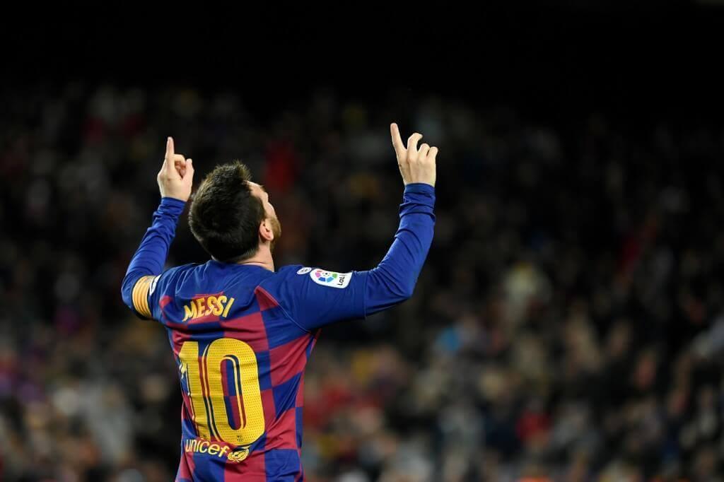 Leo Messi ist der bestbezahlte Sportler 2019