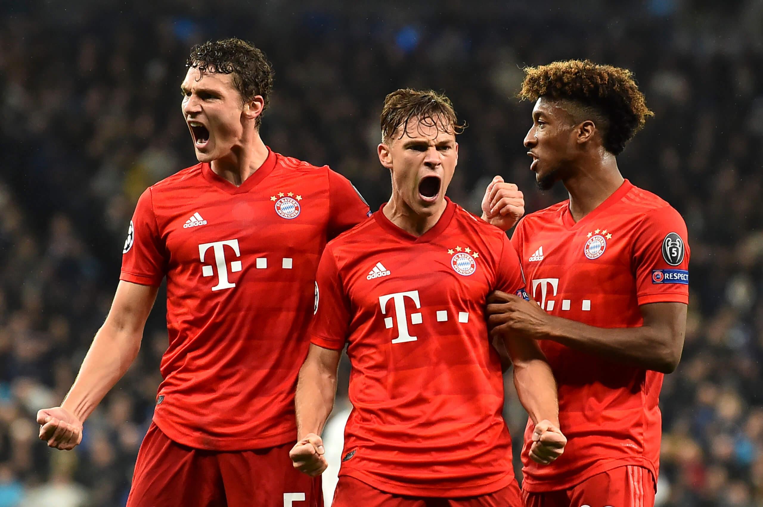 Bayern-Eintracht