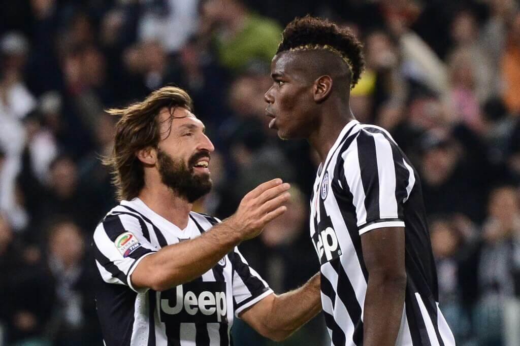 Pirlo und Pobga, zwei ablösefreie Transfers