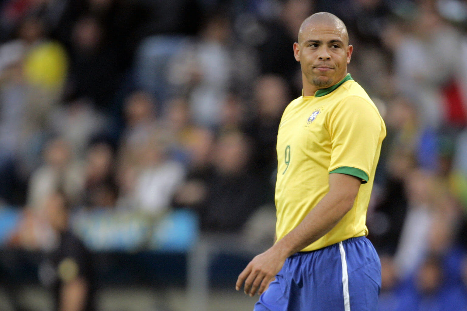 Ronaldo war vermutlich der talentierteste Fußballer mit Übergewicht