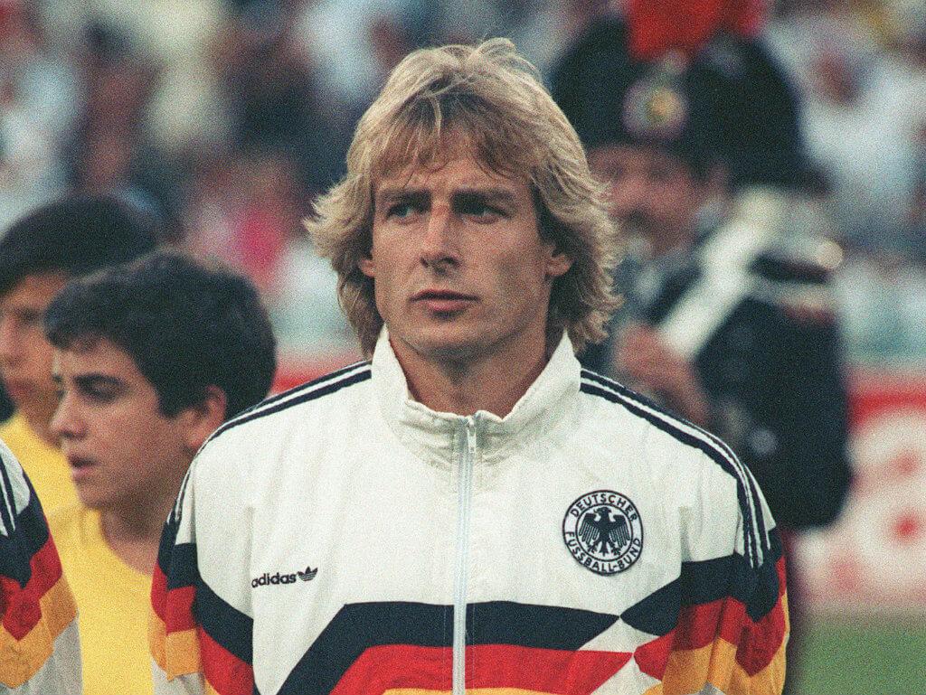 Mondiali    Germania Ovest   Jürgen Klinsmann