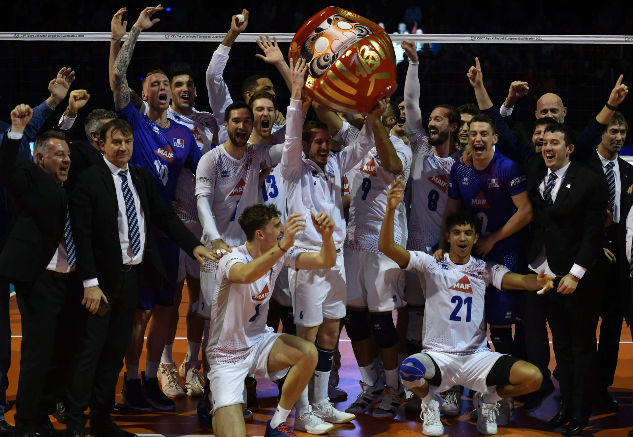 Volleyball Quali
