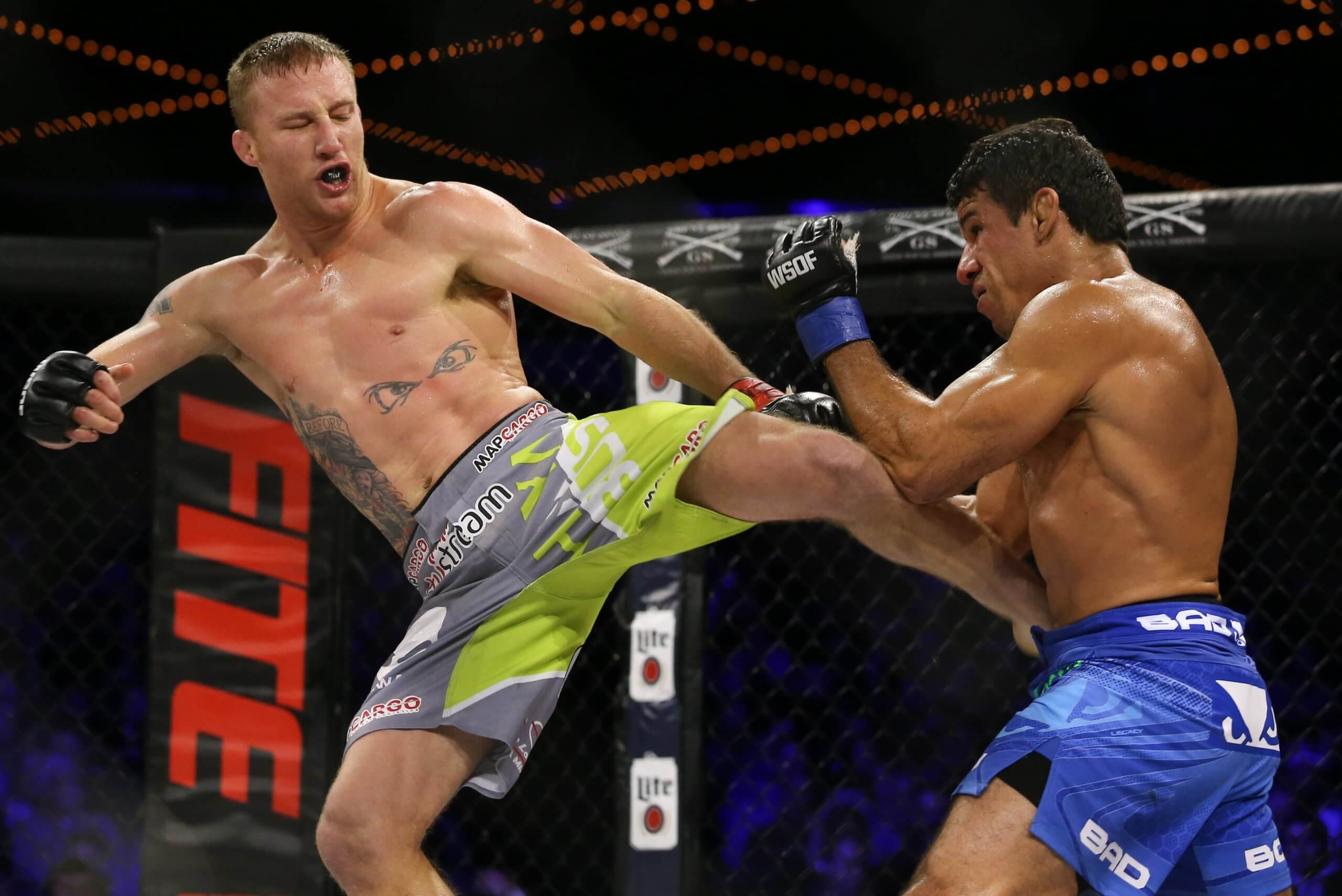 UFC 249 Gaethje gegen Ferguson