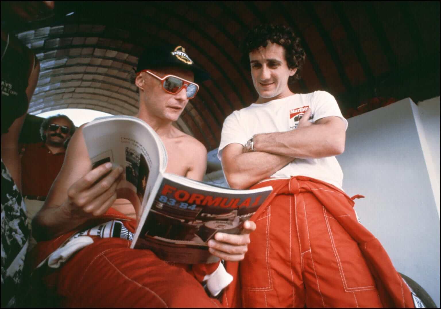 Formel 1 Rivalen