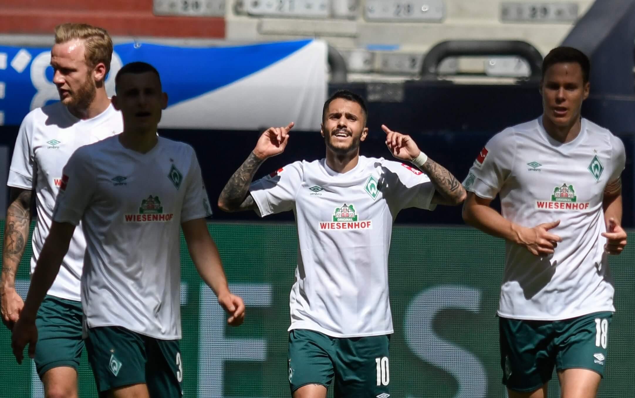 Werder Bremen und Bittencourt wollen den Klassenerhalt schaffen