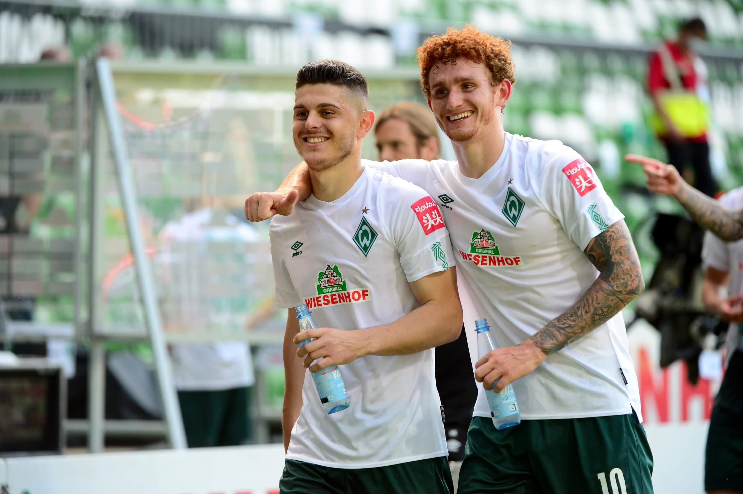 Bundesliga Relegation zwischen Werder Bremen und FC Heidenheim