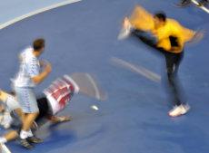 Handball Champions League Viertelfinale 2021 mit Kiel und Flensburg