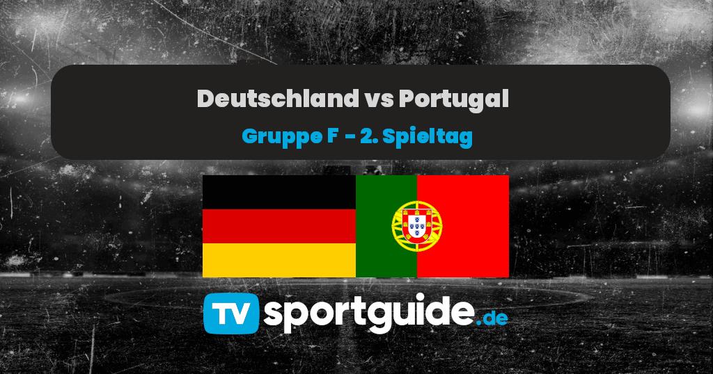 Deutschland gegen pPortugal
