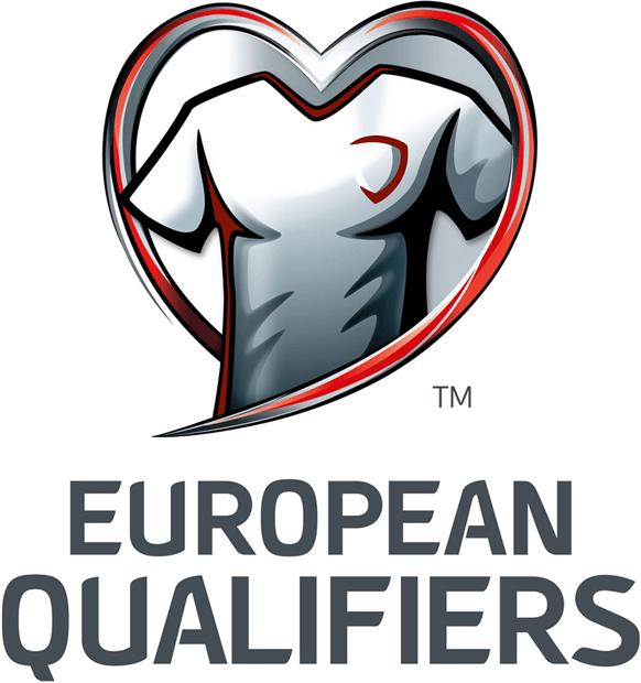 Logo UEFA European Qualifiers 2015